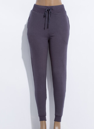 Inside And Out Sweatpant Joggers