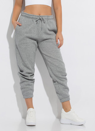 Not Your Boyfriend's Jogger Sweatpants