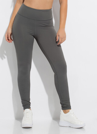 Get Fit Textured High-Waisted Leggings