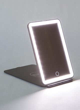 Face It Rechargeable LED Makeup Mirror