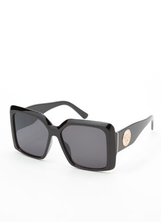 Big Cat Energy Oversized Sunglasses