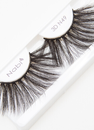 Long For Multi-Layered Faux Mink Lashes
