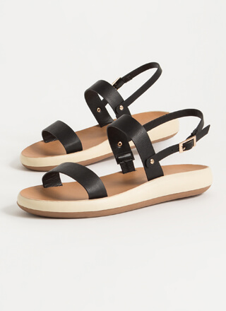 Sunday Stroll Strappy Platform Sandals