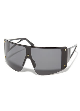 Wind In My Face Shield Sunglasses