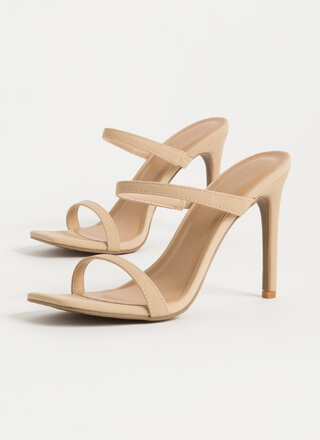 Step Into Sexy Strappy Stiletto Heels