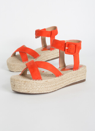 Cancun Braided Platform Slide Sandals