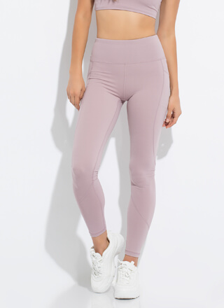 The Daily Grind Pocketed Leggings