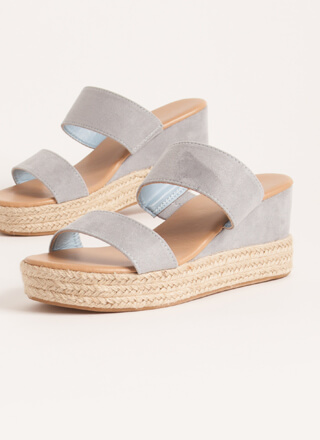 Sunday Brunch Braided Stacked Wedges