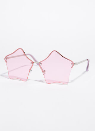 Stars In Your Eyes Sunglasses