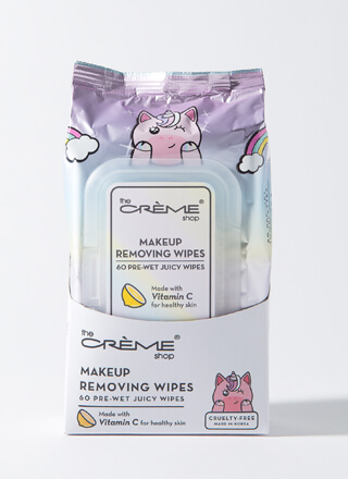Add Vitamin C Makeup Removing Wipes