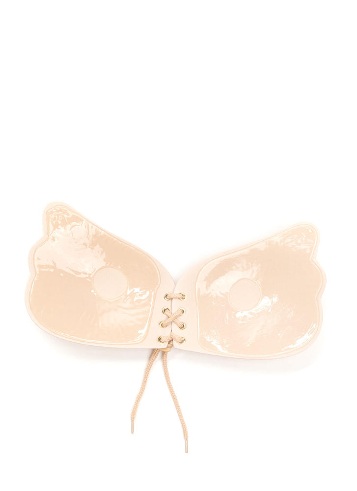 Give You Wings Strapless Adhesive Bra NUDE