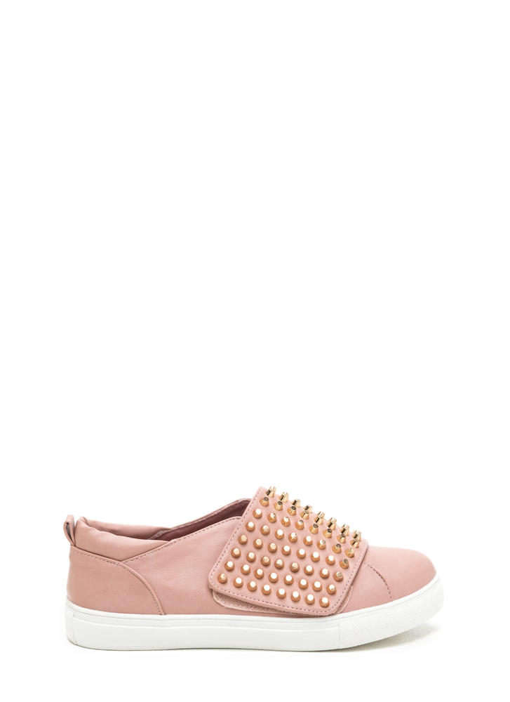 Quick Stud-y Slip-On Sneakers DUSTYPINK