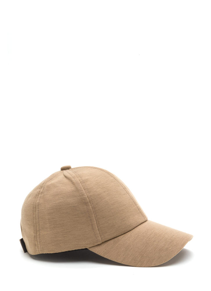 Building From Basics Baseball Hat KHAKI