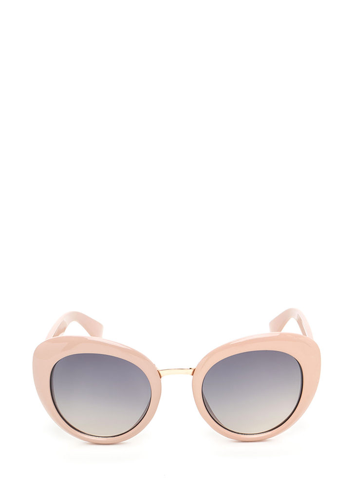 My Own Little Bubble Sunglasses BEIGE