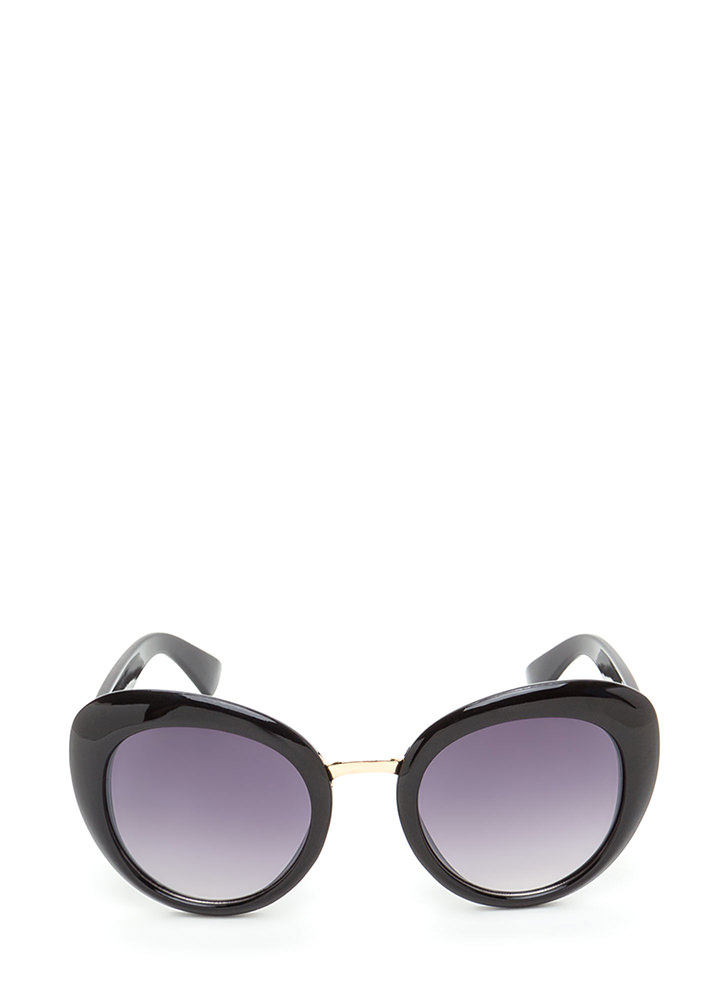 My Own Little Bubble Sunglasses BLACK
