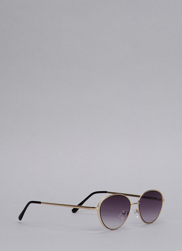 Sunset Vista Colored Sunglasses CHARCOAL (You Saved $5)