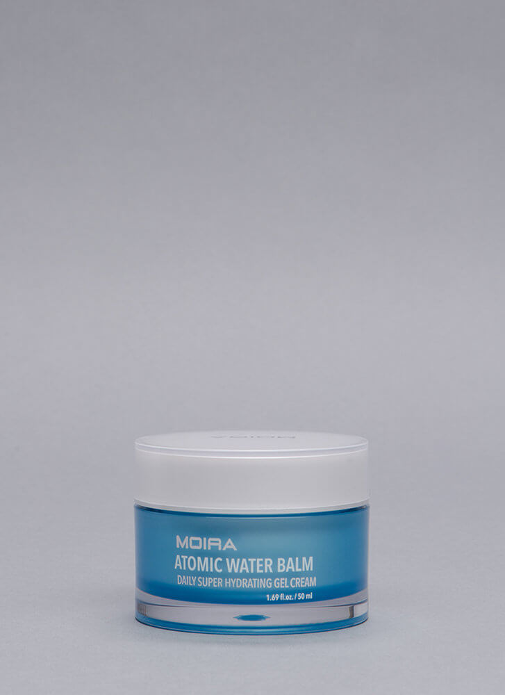 Staying Hydrated Water Balm Gel Cream ATOMICWATER