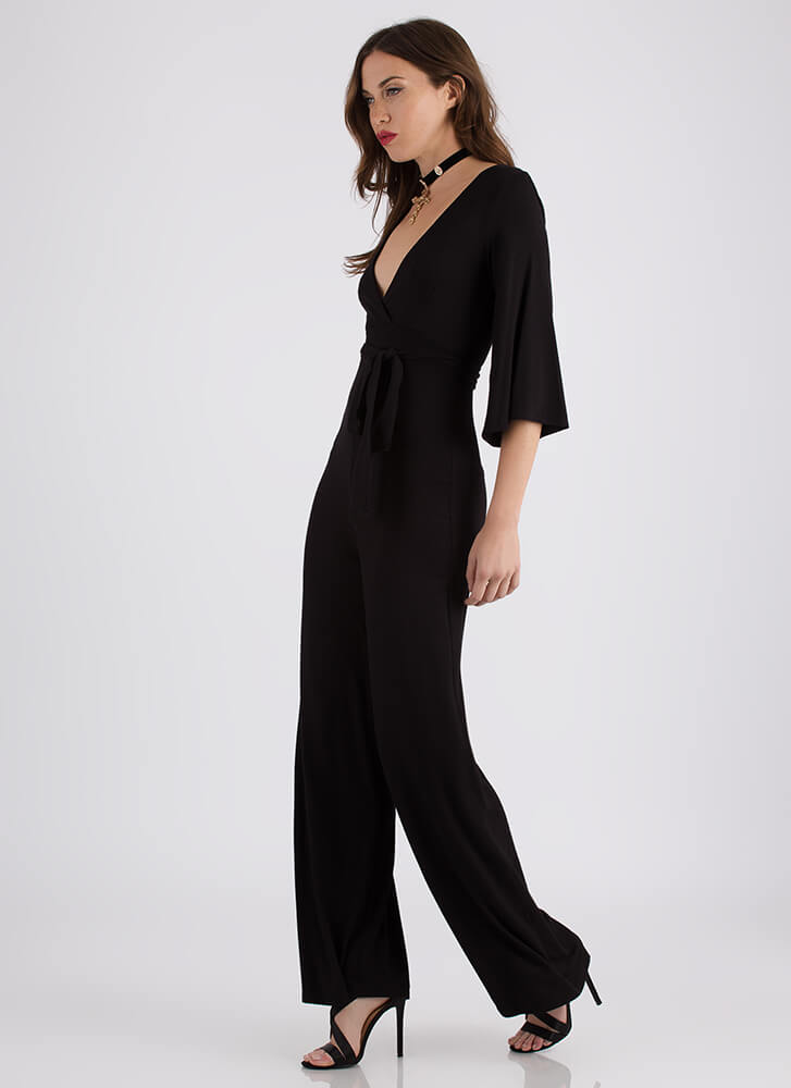 how to cut palazzo jumpsuit