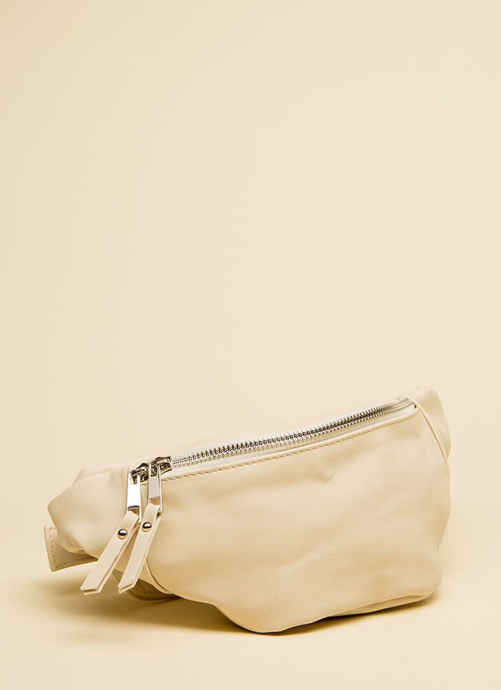 My Prized Possessions Fanny Pack IVORY