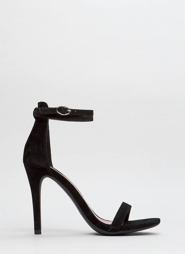 68c8054c737 Double Your Pleasure Ankle Strap Heels BLUSH BLACK - GoJane.com
