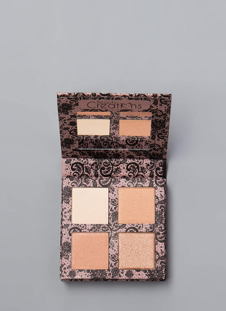 Angel Glow Highlighter Palette MULTI (Final Sale) (You Saved $7)