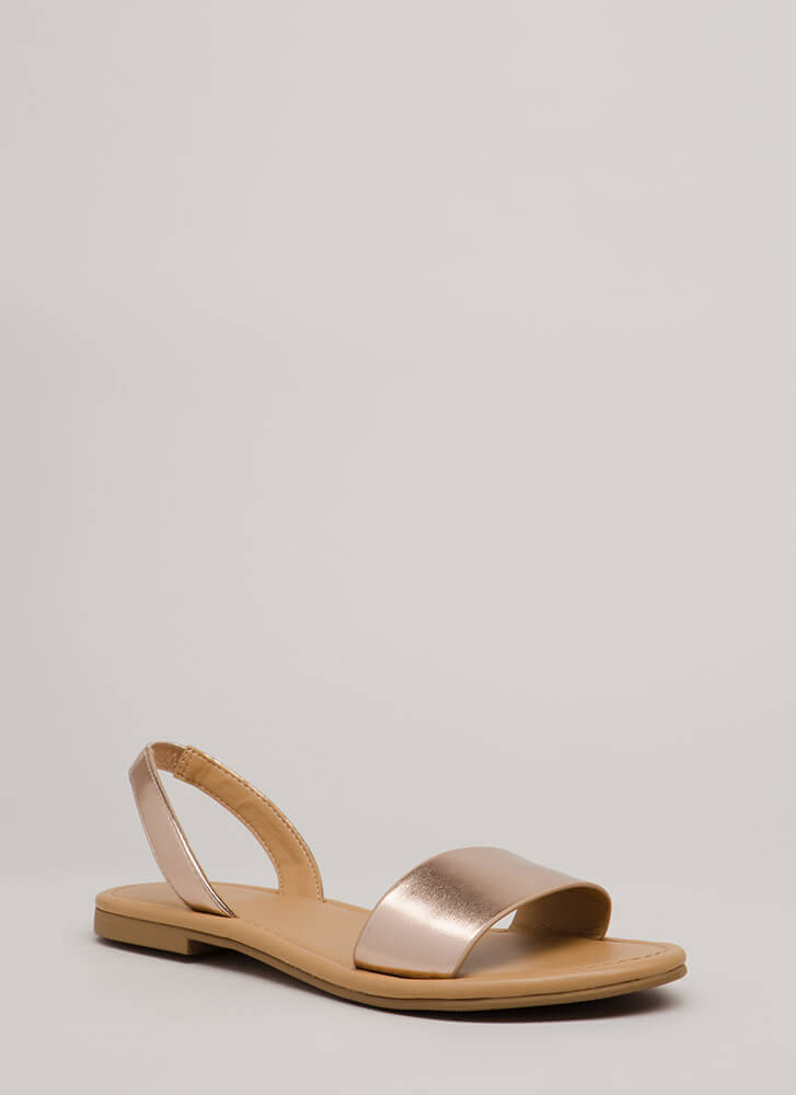 In No Time Flat Slingback Sandals PENNY (Final Sale)