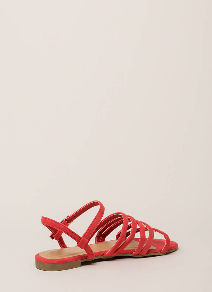 The Pursuit Of Strappy-ness Sandals CORAL