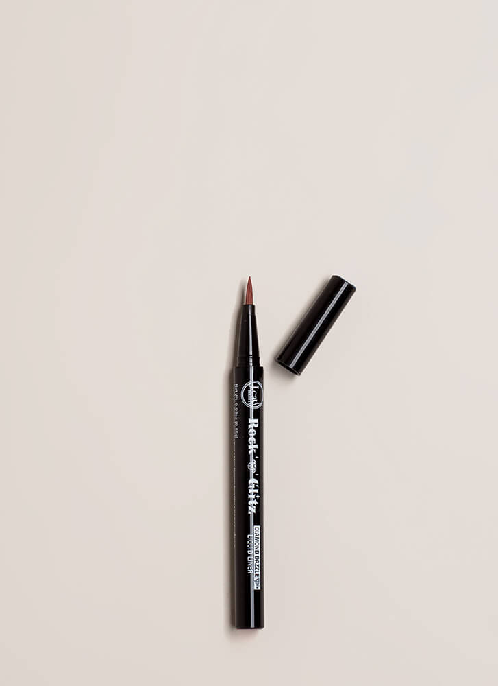 Ready To Rock Shimmery Liquid Eyeliner ROSEGOLD (You Saved $5)