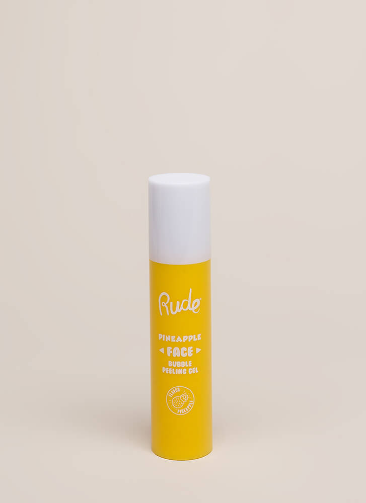 Pineapple Flavor Bubble Face Peel Gel MULTI (Final Sale) (You Saved $15)