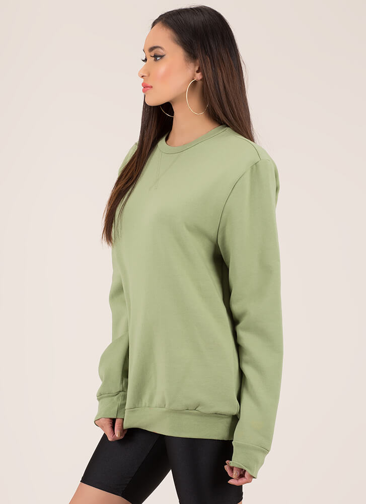 Ready Set Relax Oversized Sweatshirt LTOLIVE