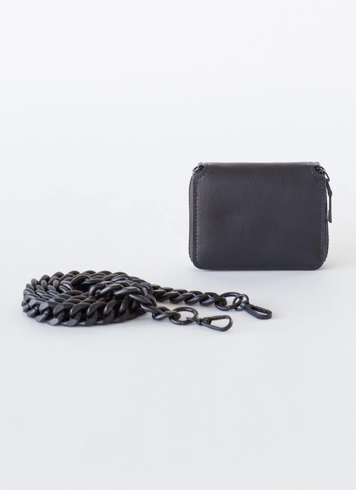 Payday Chain Strap Wallet BLACKBLACK