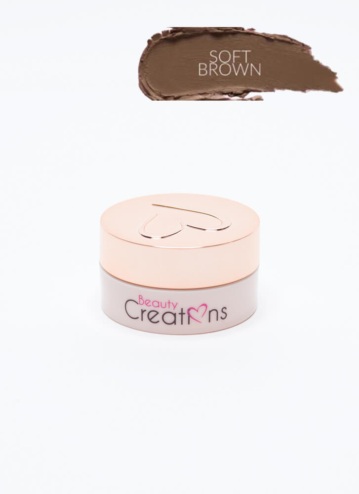 Define Me Waterproof Matte Eyebrow Gel SOFTBROWN