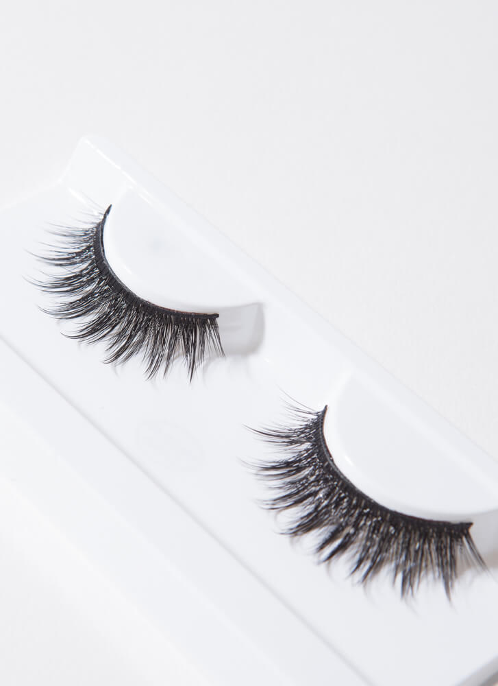3D Effect Extra Volume Lashes PERKY