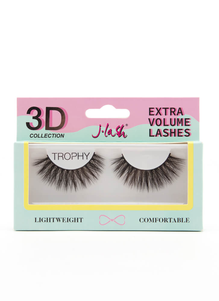 3D Effect Extra Volume Lashes TROPHY