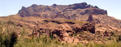 Picket Post Mountain Superior Arizona