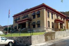 Greenlee County Courthouse Arizona