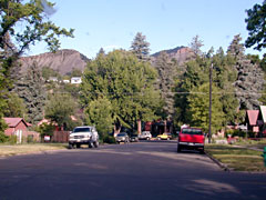 Durango Colorado street