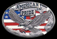 Proud American Hitch Cover