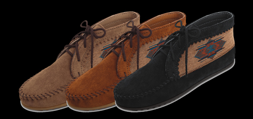 El Paso Ankle Boot by Minnetonka Moccasin