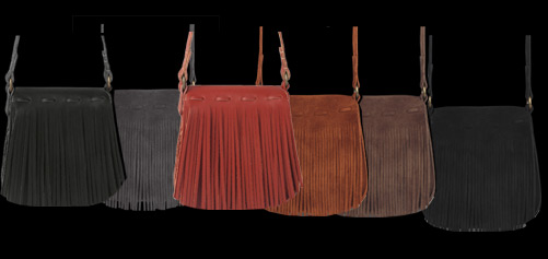 Fringe Bag by Minnetonka Moccasin