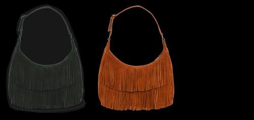 Hobo Fringe Bag by Minnetonka Moccasin
