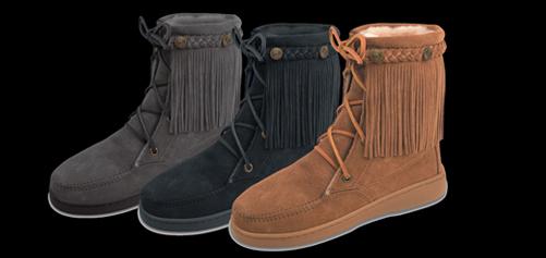 Sheepskin Tramper Boot