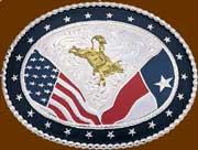 Texas Glory Buckle