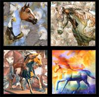 Painted Ponies Coat