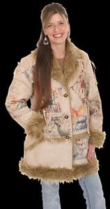 Painted Pony Coat