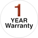 HDTV Supply 1 Year Warranty