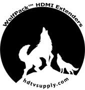 WolfPack HDMI Extenders