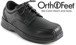 Orthofeet Gramercy Men's Shoe