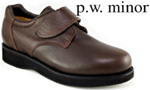 P.W. Minor Men's Shoe, Lord Pillow Back II