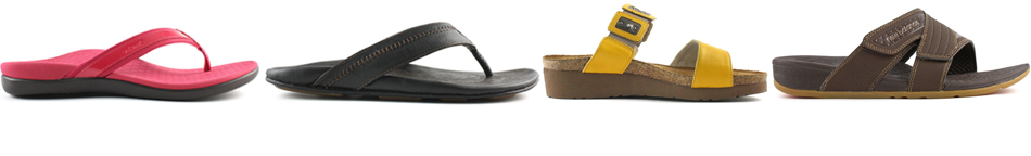 Men's and Women's Sandals